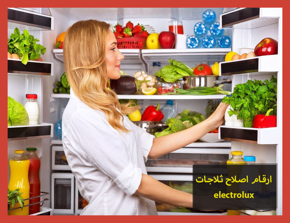 ارقام اصلاح ثلاجات electrolux | Electrolux Maintenance Center